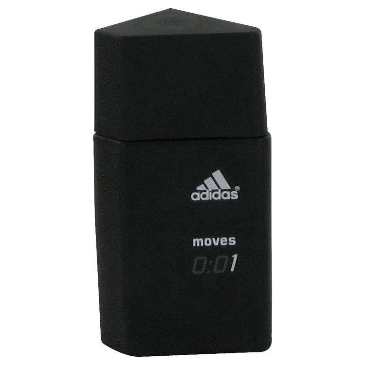 AdidasAdidas Moves 001 by Adidas for Men EDT Spray (unboxed)