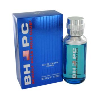 Beverly HillsBEVERLY HILLS POLO CLUB Sport by Beverly Hills For Men EDT Spray