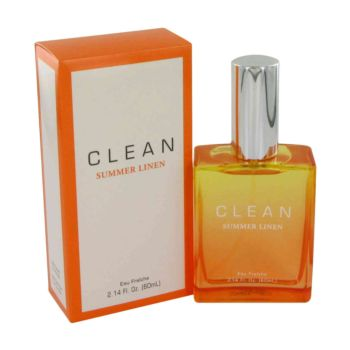 CleanClean Summer Linen by Clean For Women Eau Fraiche Spray