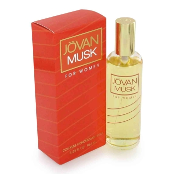 JovanJOVAN MUSK by Jovan For Women Cologne Concentrate Spray