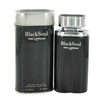 Ted LapidusBlack Soul by Ted Lapidus For Men EDT Spray