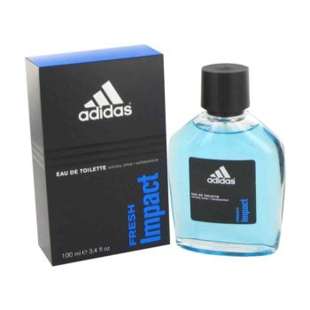 AdidasAdidas Fresh Impact by Adidas For Men EDT Spray