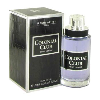 Jeanne ArthesColonial Club by Jeanne Arthes For Men EDT Spray