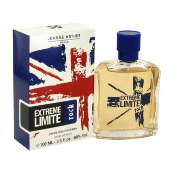 Jeanne ArthesExtreme Limite Rock by Jeanne Arthes For Men EDT Spray