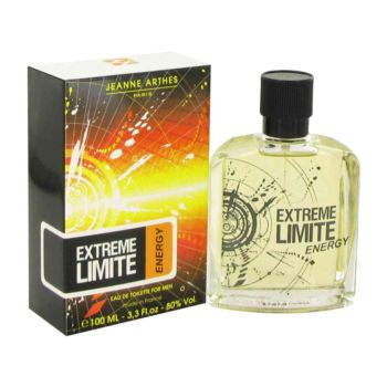 Jeanne ArthesExtreme Limite Energy by Jeanne Arthes For Men EDT Spray
