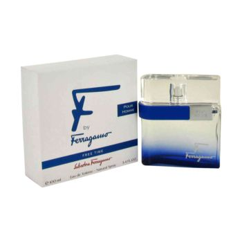 Salvatore FerragamoF Free Time by Salvatore Ferragamo For Men EDT Spray