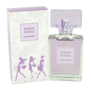 Naf NafFashion Instinct by Naf Naf for Women EDT Spray