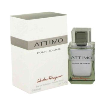 Salvatore FerragamoAttimo by Salvatore Ferragamo for Men EDT Spray