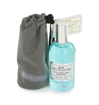 Geoffrey BeeneEAU DE GREY FLANNEL by Geoffrey Beene for Men After Shave Balm Glass Bottle with Pump