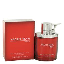 MyrurgiaYacht Man Red by Myrurgia for Men EDT Spray