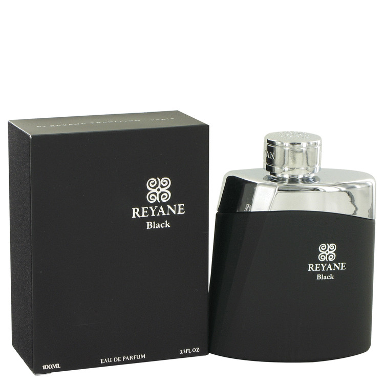 Reyane TraditionReyane Black by Reyane Tradition for Men EDP Spray
