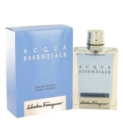 Salvatore FerragamoAcqua Essenziale by Salvatore Ferragamo for Men EDT Spray