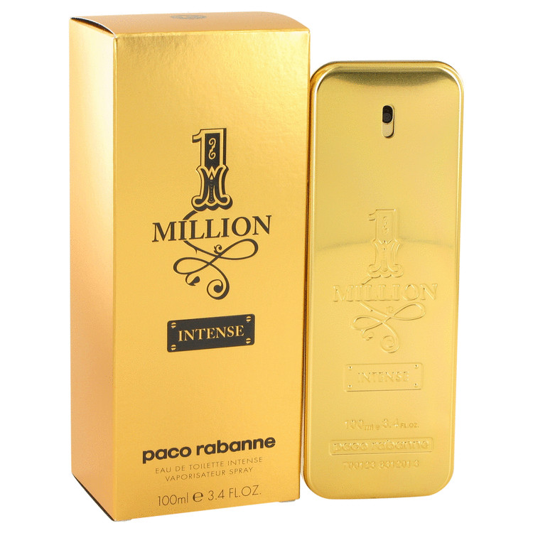 Paco Rabanne1 Million Intense by Paco Rabanne for Men EDT Spray