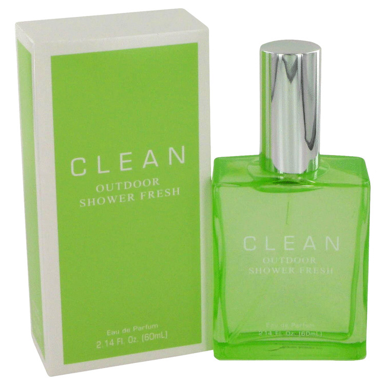 CleanClean Outdoor Shower Fresh by Clean for Women EDP Spray (Tester)
