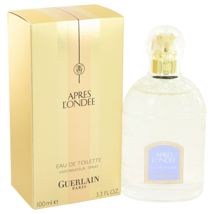 GuerlainApres L'ondee by Guerlain for EDT Spray