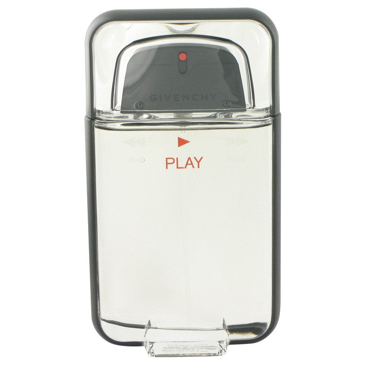 GivenchyGivenchy Play by Givenchy for Men EDT Spray (unboxed)