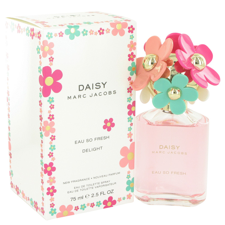 Marc JacobsDaisy Eau So Fresh Delight by Marc Jacobs for Women EDT Spray