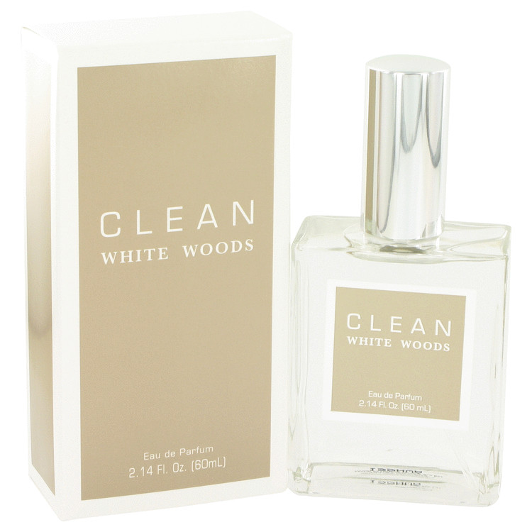 CleanClean White Woods by Clean for Women EDP Spray