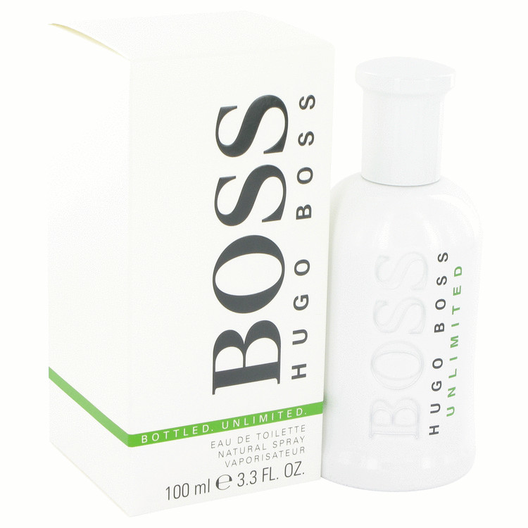 Hugo BossBoss Bottled Unlimited by Hugo Boss for Men EDT Spray