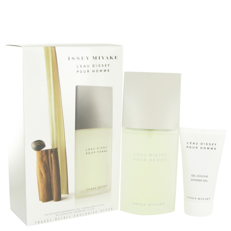 Issey MiyakeL'EAU D'ISSEY (issey Miyake) by Issey Miyake for Men Gift Set
