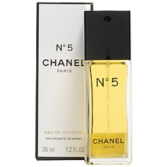 No.5 EDT・SP 35ml N゜5 EAU DE TOILETTE SPRAY