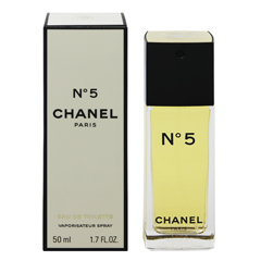 No.5 EDT・SP 50ml N゜5 EAU DE TOILETTE SPRAY