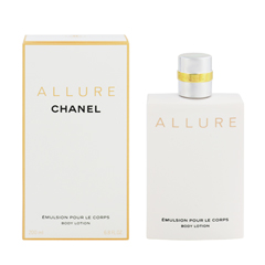 アリュール ボディローション 200ml ALLURE EMULSION POUR LE CORPS BODY LOTION