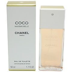 ココ マドモワゼル EDT・SP 50ml COCO MADEMOISELLE EAU DE TOILETTE SPRAY