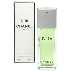 No.19 EDT・SP 50ml N゜19 EAU DE TOILETTE SPRAY