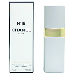 No.19 (レフィラブル) EDT・SP 75ml N゜19 EAU DE TOILETTE REFILLABLE SPRAY
