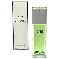 No.19 EDT・SP 100ml N゜19 EAU DE TOILETTE SPRAY