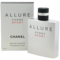 アリュール オム スポーツ EDT・SP 150ml ALLURE HOMME SPORT EAU DE TOILETTE SPRAY