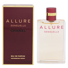 アリュール センシュアル EDP・SP 50ml ALLURE SENSUELLE EAU DE TOILETTE SPRAY