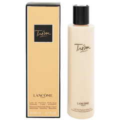 トレゾア ボディローション 200ml TRESOR LAIT POUR LE CORPS PERFUMED BODY LOTION
