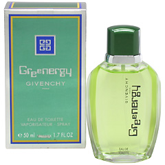グリナジー EDT・SP 50ml GREENERGY EAU DE TOILETTE SPRAY