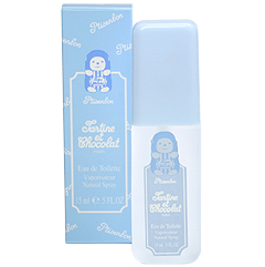プチサンボン ミニ香水 EDT・SP 15ml PTISENBON TARTINE ET CHOCOLAT EAU DE TOILETTE SPRAY