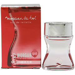 モルガン ドゥ トワ ミニ香水 EDT・BT 2.5ml MORGAN DE TOI EAU DE TOILETTE