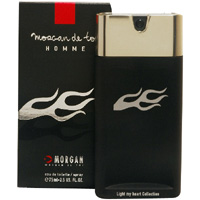 モルガン ドゥ トワ オム ライト マイハート EDT・SP 75ml MORGAN DE TOI HOMME LIGHT MY HEART EAU DE TOILETTE SPRAY