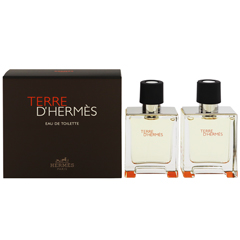 テール ドゥ エルメス EDT・SP デュオ 50ml×2 TERRE D HERMES EAU DE TOILETTE SPRAY DUO