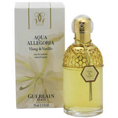 アクア アレゴリア イラン&バニラ EDT・SP 75ml AQUA ALLEGORIA YLANG &VANILLE EAU DE TOILETTE SPRAY