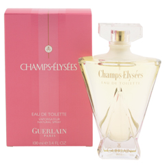 シャンゼリゼ (旧パッケージ) EDT・SP 100ml CHAMPS ELYSEES EAU DE TOILETTE SPRAY