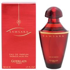 サムサラ (旧パッケージ) EDP・SP 50ml SAMSARA EAU DE PARFUM SPRAY