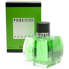 ピュアベチバー EDT・SP 125ml PURE VETIVER EAU DE TOILETTE SPRAY