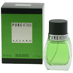 ピュアベチバー EDT・SP 40ml PURE VETIVER EAU DE TOILETTE SPRAY