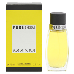 ピュアセドラ EDT・SP 75ml PURE CEDRAT EAU DE TOILETTE SPRAY