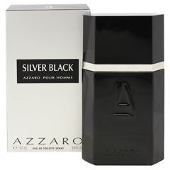 シルバーブラック プールオム EDT・SP 100ml SILVER BLACK POUR HOMME EAU DE TOILETTE SPRAY