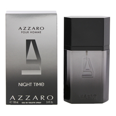 アザロ プールオム ナイト タイム EDT・SP 100ml AZZARO POUR HOMME NIGHT TIME EAU DE TOILETTE SPRAY