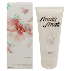 アナイス アナイス パヒュームド ボディローション 200ml CACHAREL ANAIS ANAIS LAIT DE DOUCEUR PARFUME PERFUMED BODY LOTION