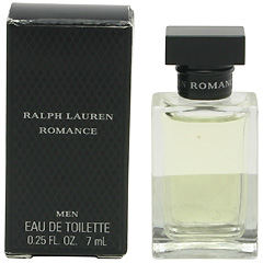 ロマンス メン ミニ香水 EDT・BT 7ml ROMANCE MEN EAU DE TOILETTE