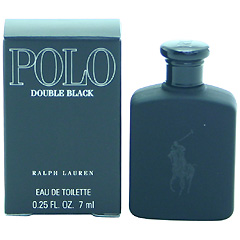 ポロ ダブルブラック ミニ香水 EDT・BT 7ml POLO DOUBLE BLACK EAU DE TOILETTE